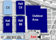 2019 hall map interairport europe s